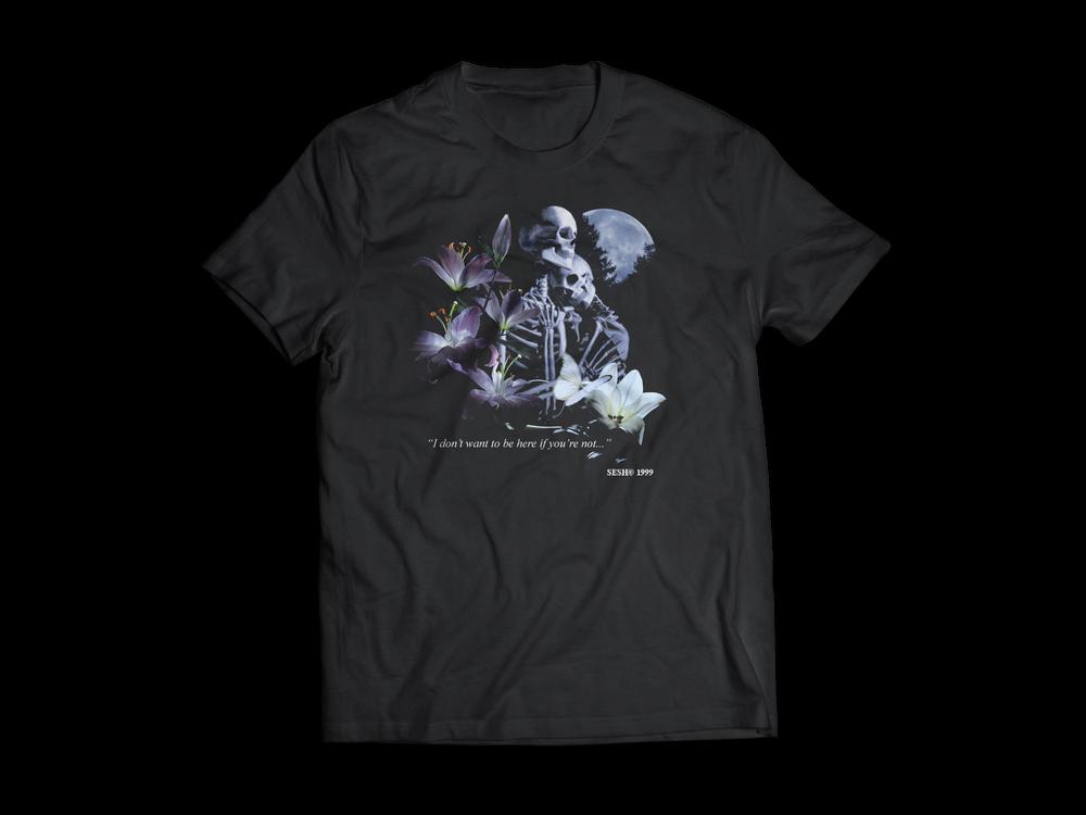 """Image of """"SkeletonTruckStop"""" short sleeve"""