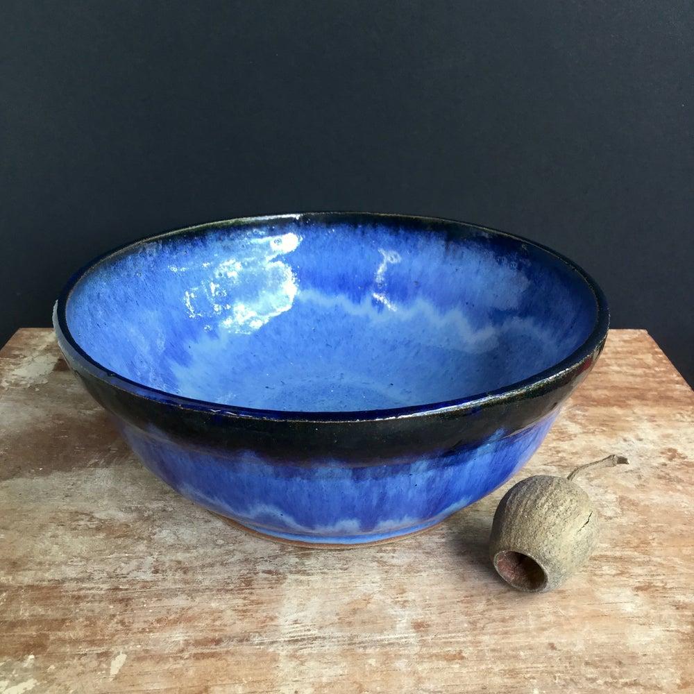 Image of Blue Bowl