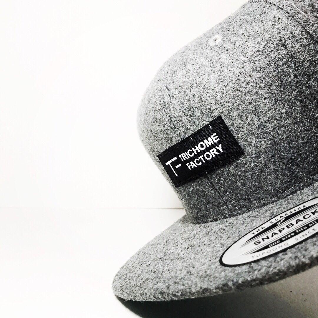 Image of Throwback Wool SnapBack