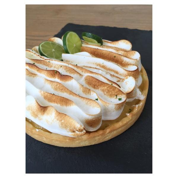 Image of L'indécente tarte au citron meringuée