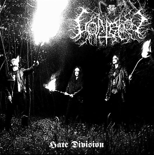 "Image of PRE-ORDER: Goatblood - ""Hate Division"" CD"
