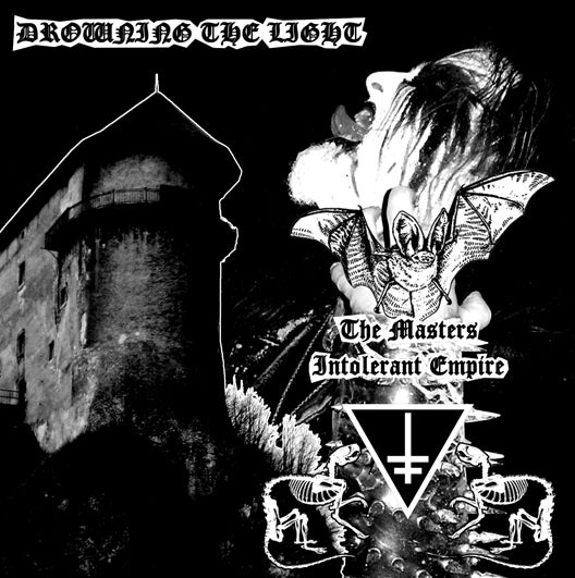 """Image of Drowning the Light - """"The Masters Intolerant Empire"""" CD"""