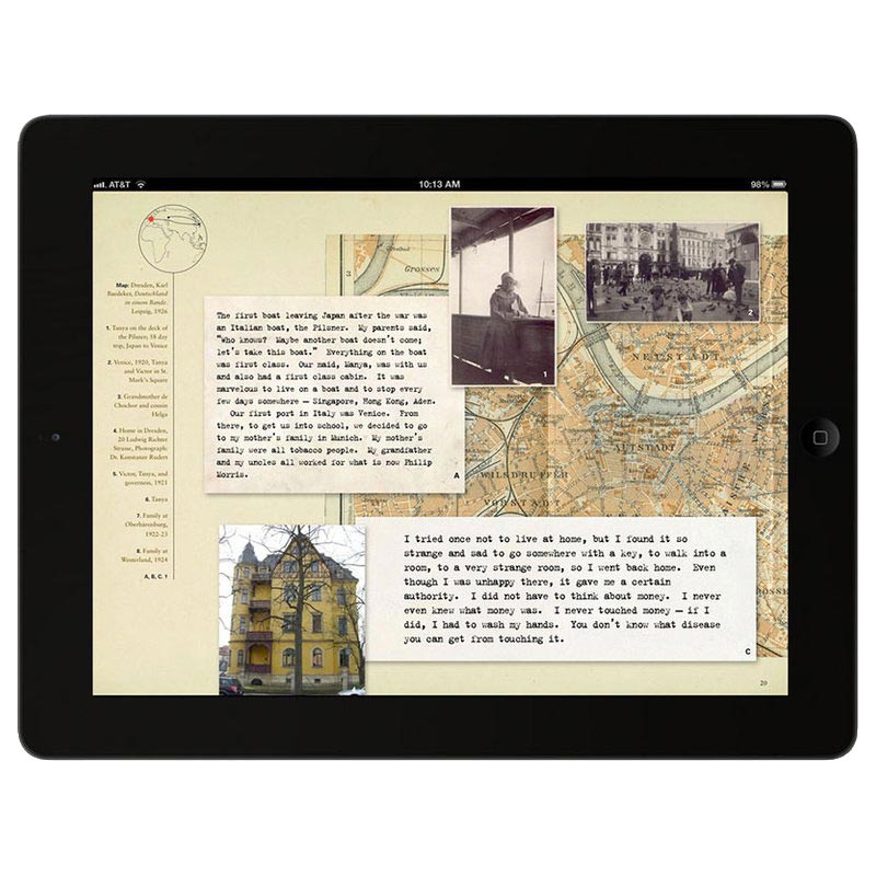 Tatyana Grosman: A Scrapbook by Riva Castleman<br>(iPad Edition)