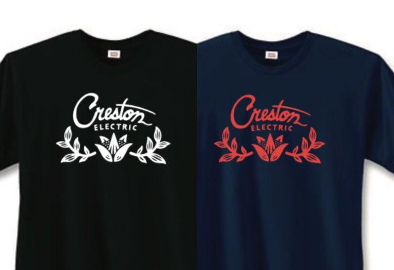 Image of Creston Electric t-shirt