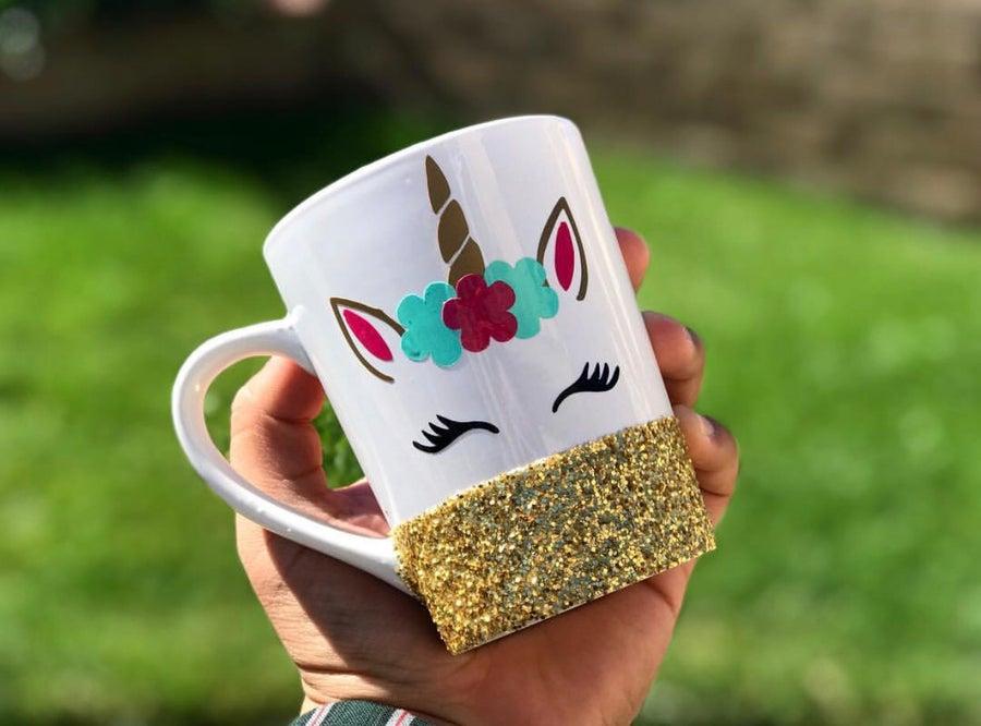 Image of UNICORN COFFEE CUP