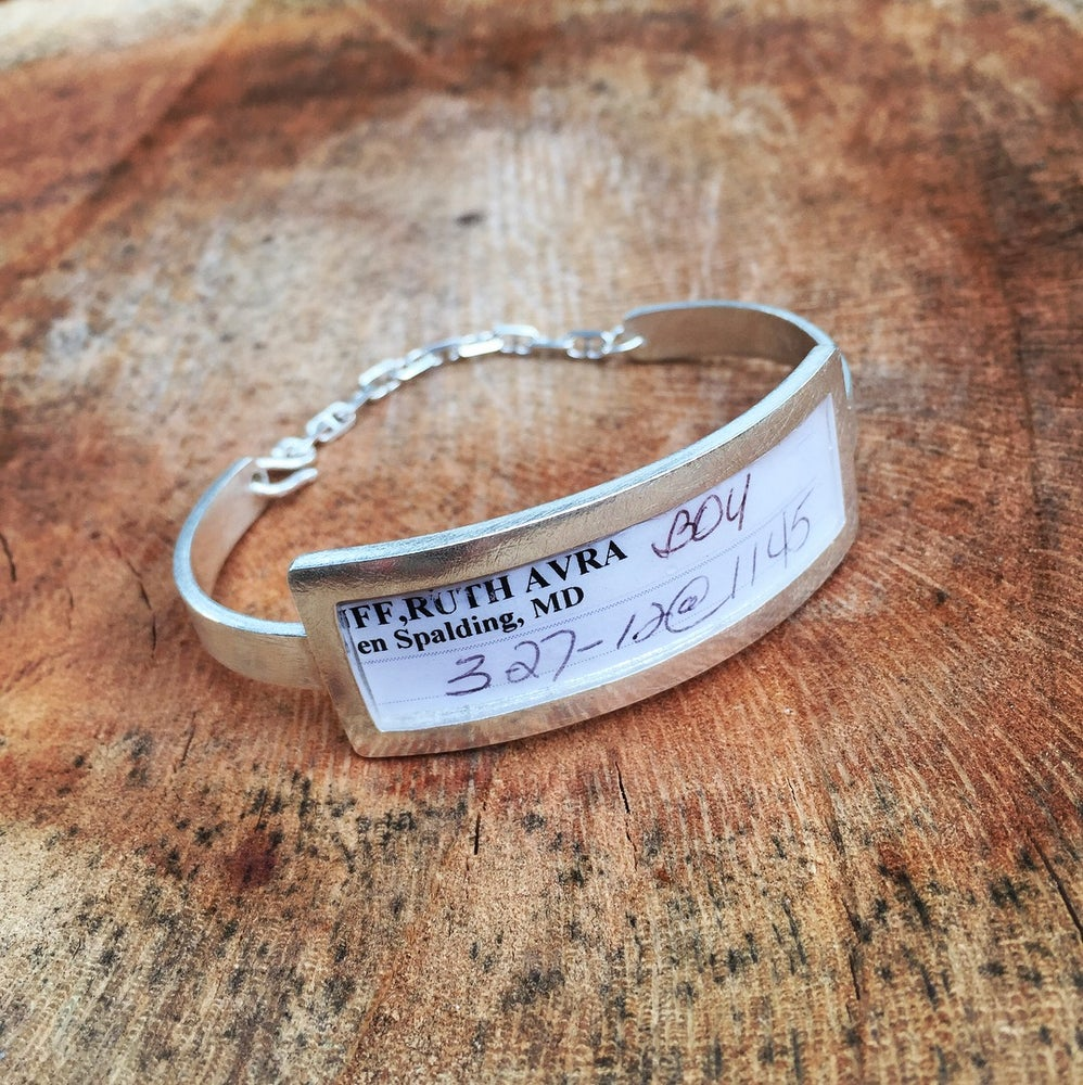 Image of Hospital Bracelet Jewelry