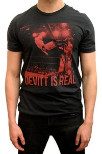 Image of Devitt Is Real (Red Version) T-Shirt