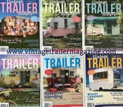 Image of 1 YEAR Subscription Vintage Trailer Magazine
