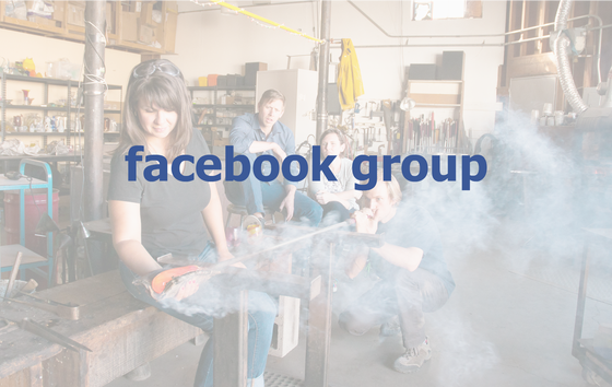 Image of 4 hour Glassblowing class for 12-15 participants