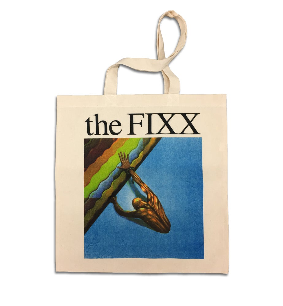 Image of The FIXX - Reach The Beach Tote