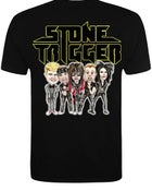 Image of **SALE** Stone Trigger Bobble Head T Shirt **SALE**