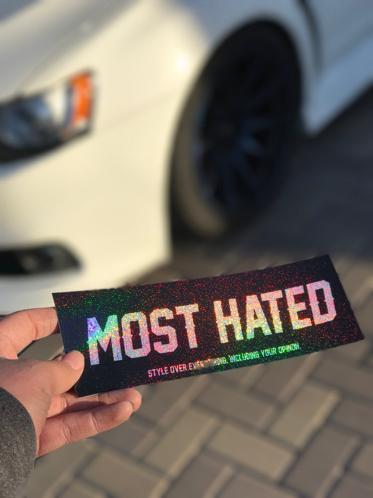 "Image of ""Most Hated"" V1 Glitter"