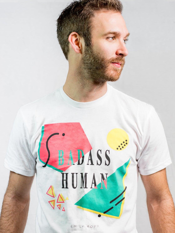 Image of Badass Human Tee