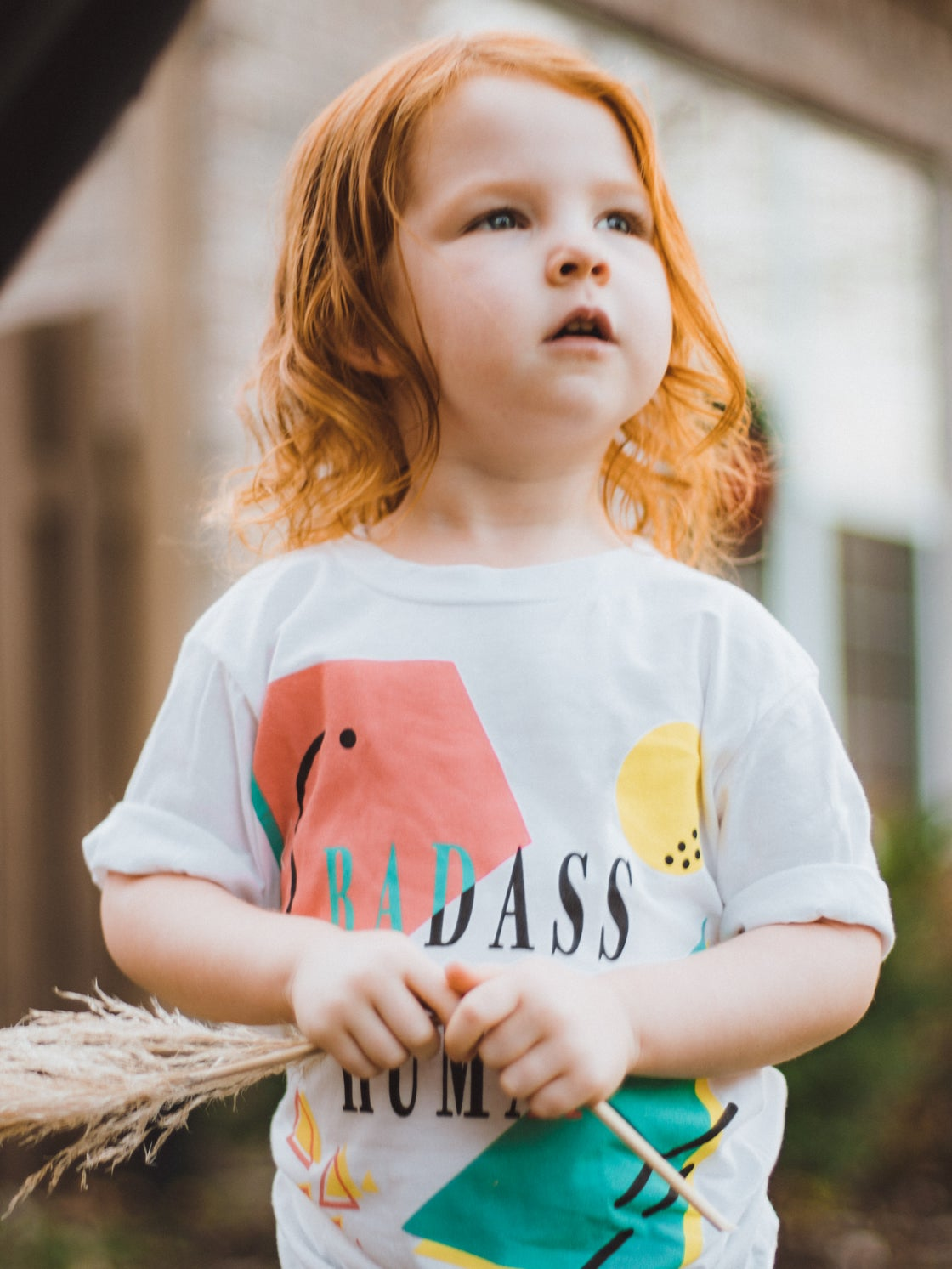 Image of Badass Human Tee - KIDS