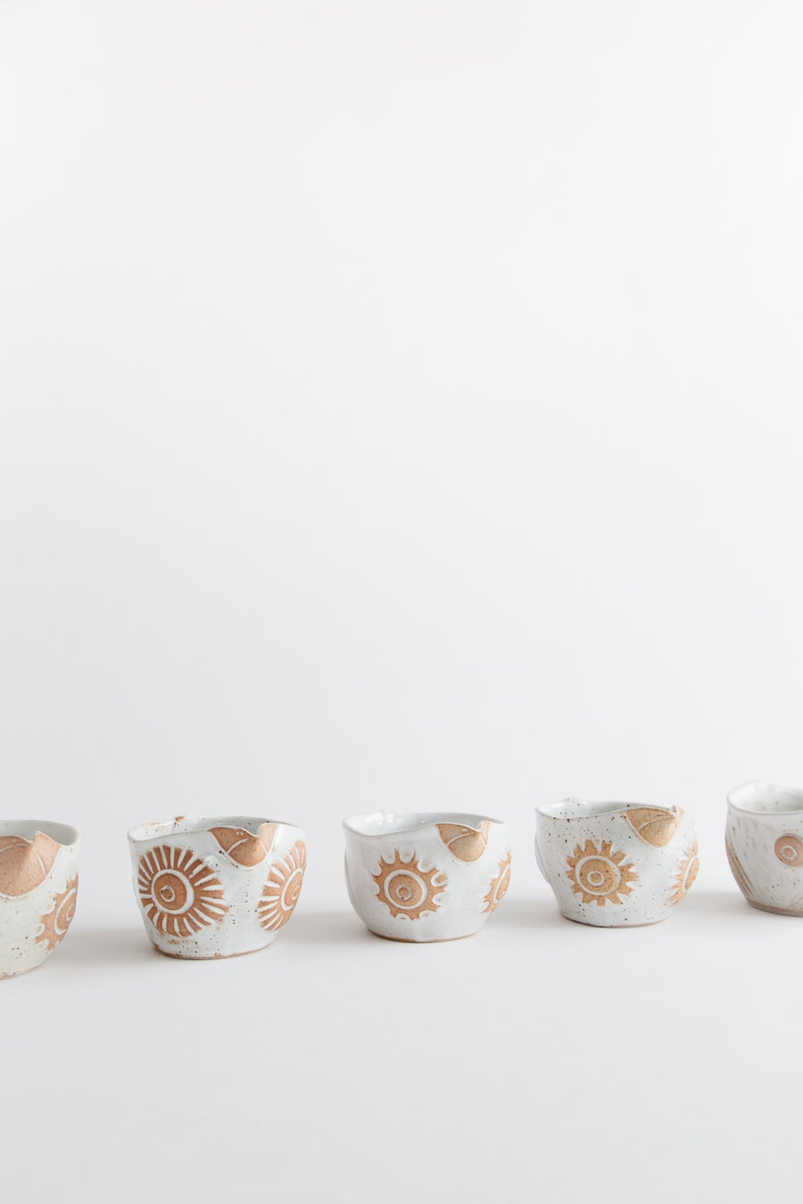 Image of Starry eyed Bird bowls