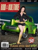 Image of AUTOGRAPHED Heidi's Traditional Rod & Kulture 50th Issue