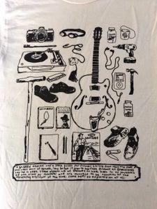 Image of Darren Hanlon - Museum Display T-Shirt