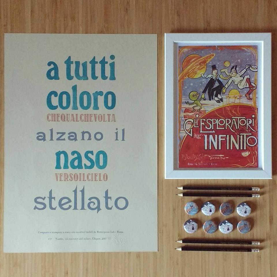 Image of *Gli esploratori dell'infinito* di Yambo (Classica e Deluxe)