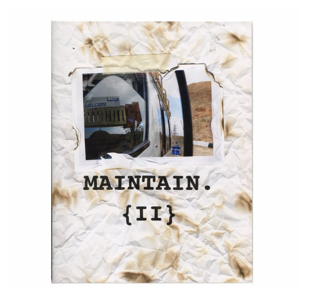 Image of Maintain Chapter 2 - Rob Dolecki