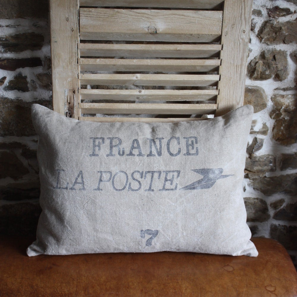Image of Coussin poste XXL.