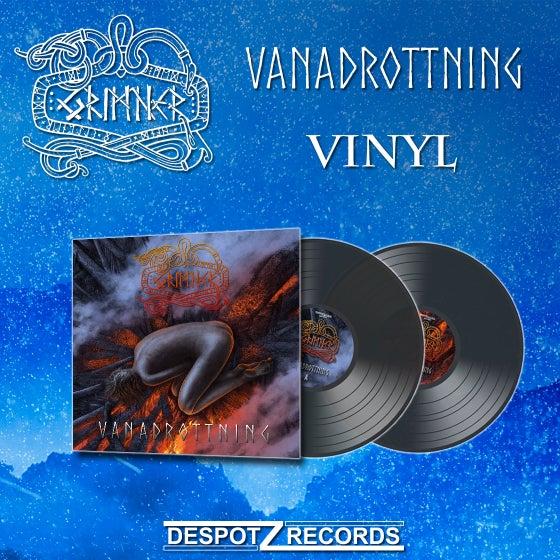 Image of Grimner - Vanadrottning (Limited 2xVinyl)