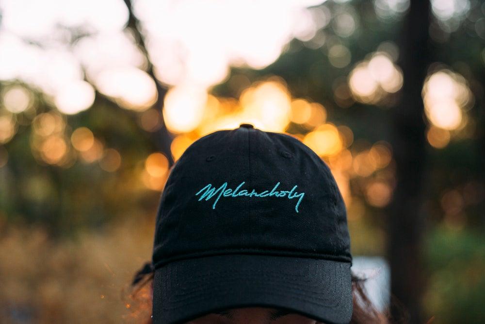 Image of 'Melancholy' Cap