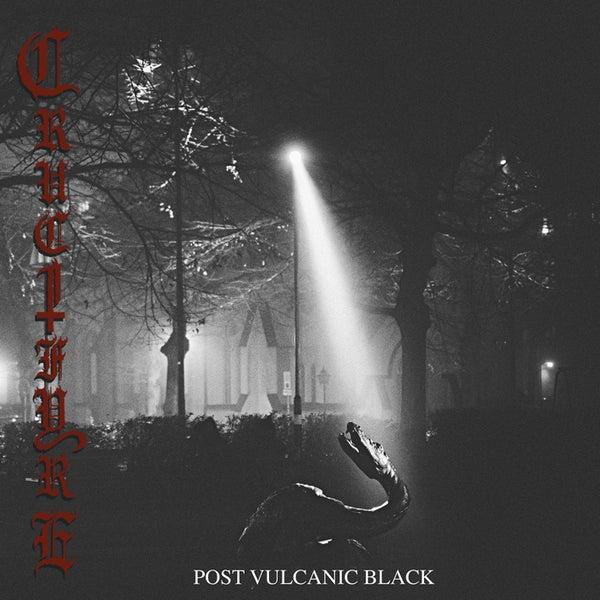 "Image of CRUCIFYRE ""Post Vulcanic Black"" Gatefold LP"