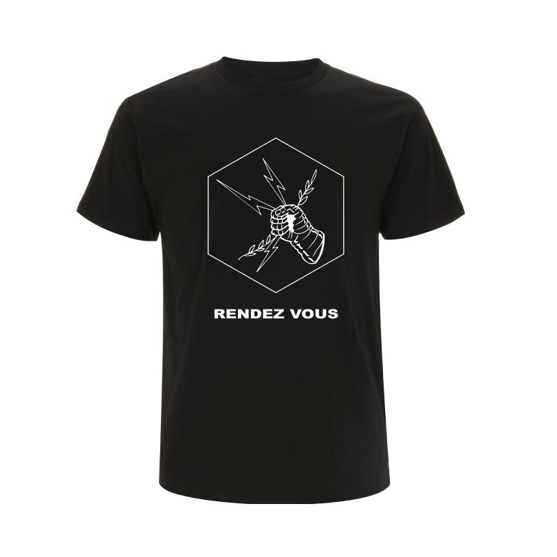 Image of RDV Black T-Shirt