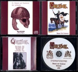 """Image of VENDEL """"Slayed Not Enslaved"""" CD"""