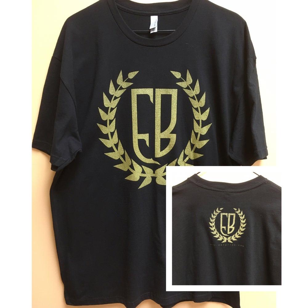 Image of EB Gold T Shirt