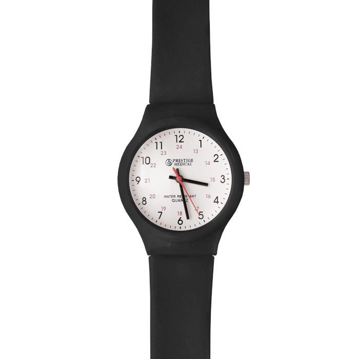 Image of Student Scrub Watch in Black, Hot Pink or Sky Blue