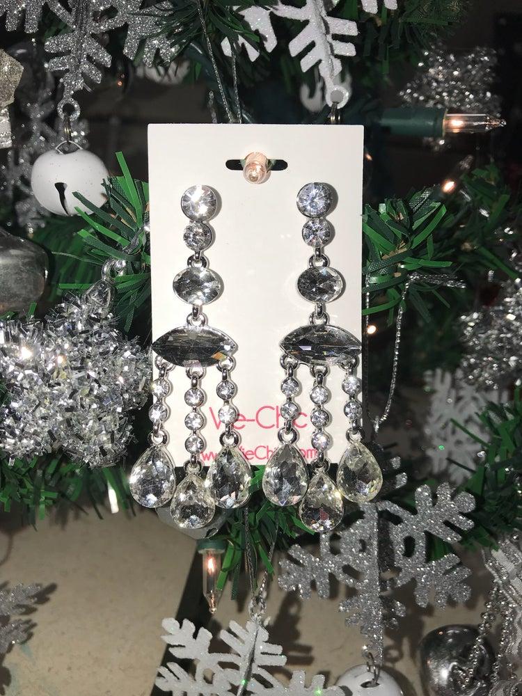 """Image of """"Elsa"""" earrings"""