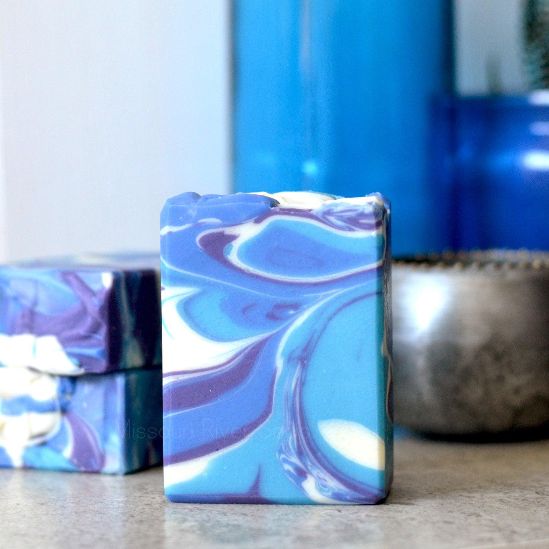 Image of Patchouli Rain Soap - 1 bar