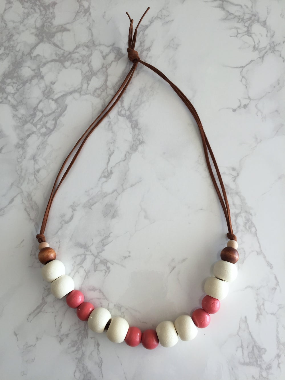 Image of Beaded Necklace No. 26