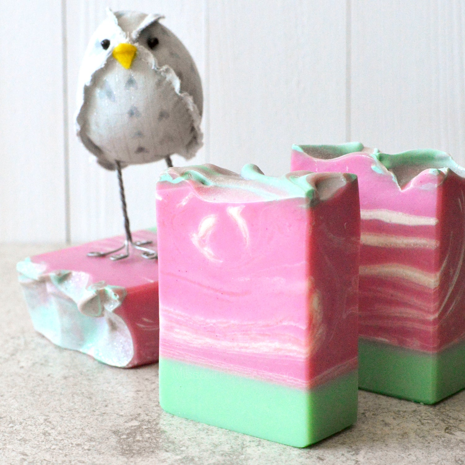 Image of Sweet Pea Soap - 1 bar