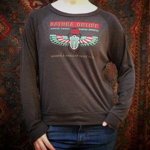 "Image of ""DO Scarab"" Raglan Tee"