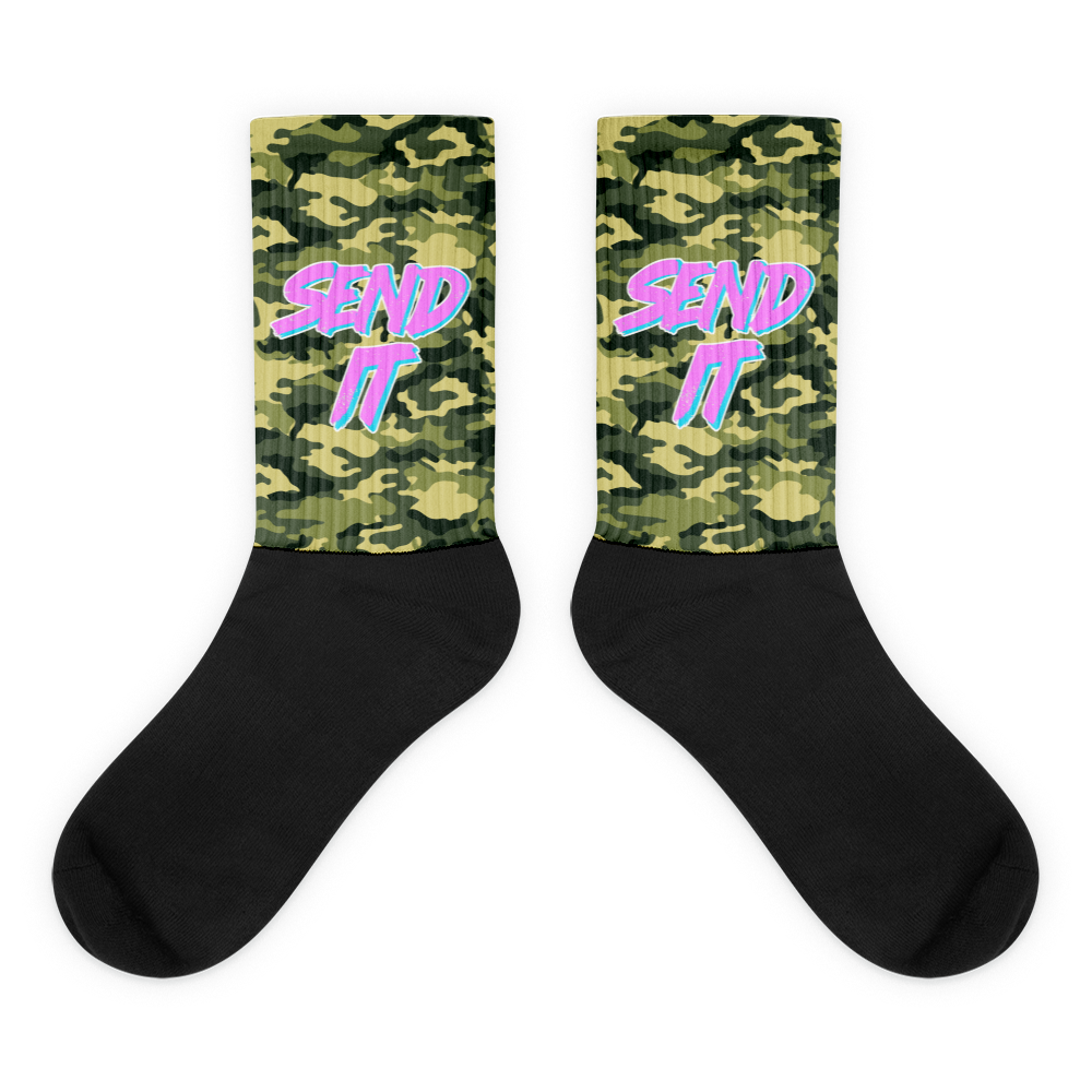 Image of Send It - Socks
