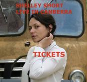 Image of Shelley Short w/ Anthonie Tonnon - CANBERRA - SUNDAY 21st JAN - $17