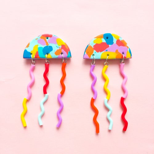 Image of NEW! jellyfish SUMMER collection 17
