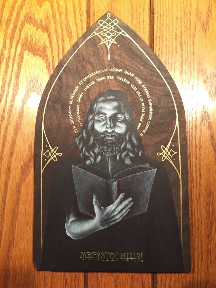 Image of Faustus