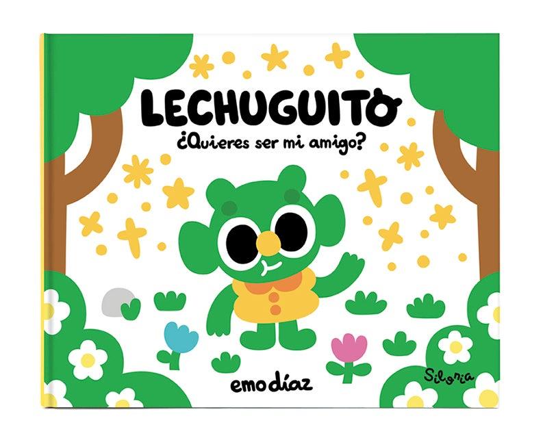 Image of Lechuguito. ¿Quieres ser amigo?