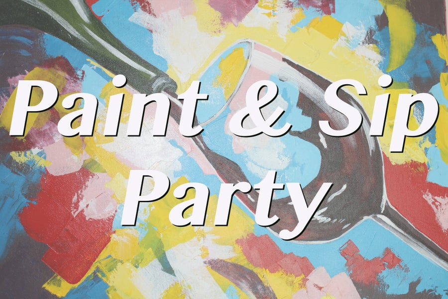 Image of Private Paint and Sip Party