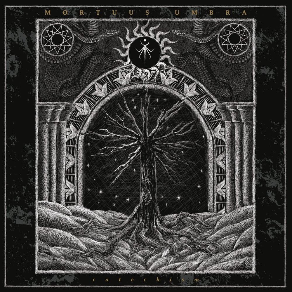 """Image of Mortuus Umbra - Catachism 12"""" LP"""