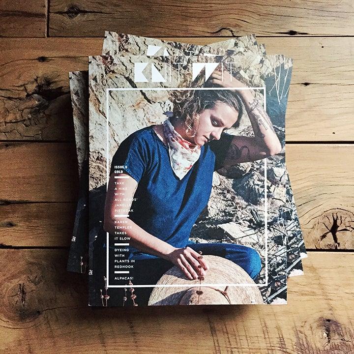 Image of Knit Wit magazine