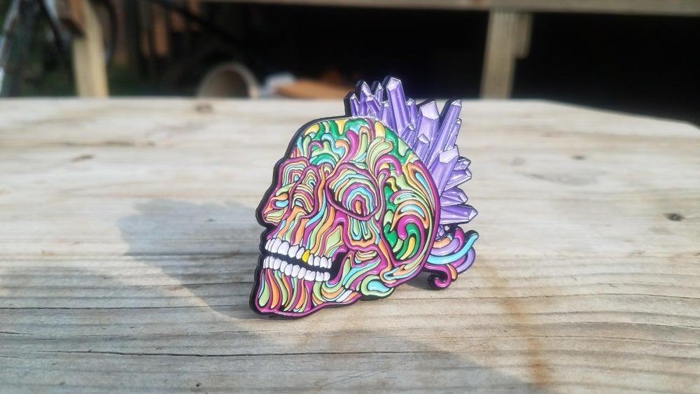 Image of Chaya Av x Crystal Skull