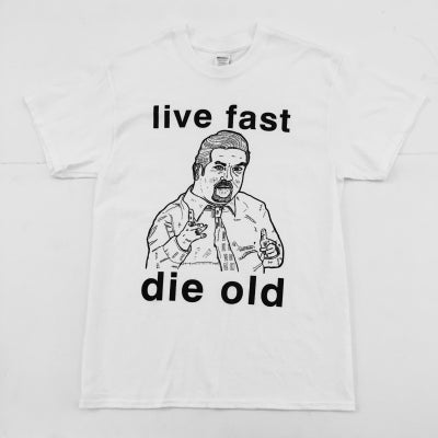 Image of David Brent tee by Massive Arms
