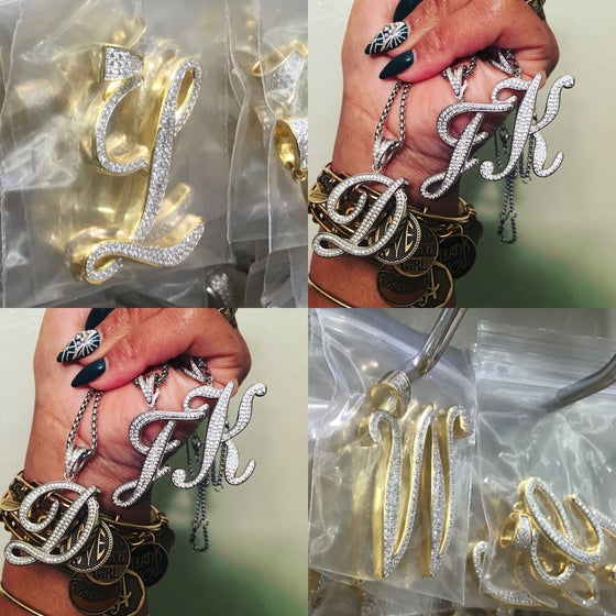 Image of Gold Initial Chain