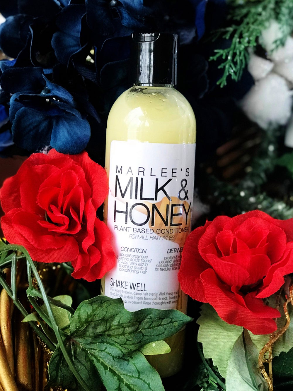 Image of Marlee's Milk & Honey Plant Based Conditioner
