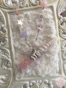Image of Unicorn Pegasus NeckLace