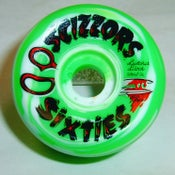 "Image of Butcher Block Wheel Co ""Scizzors Sixties"""